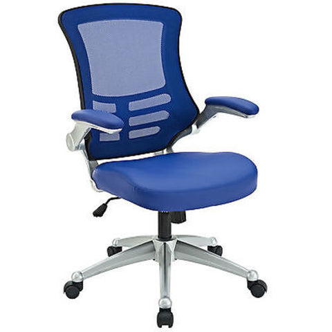 Attainment Office Chair in Blue