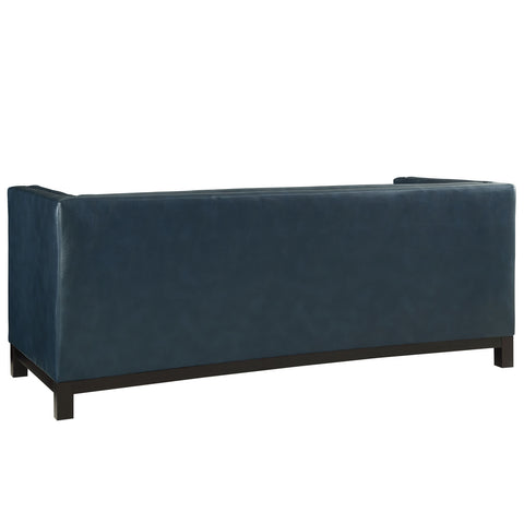 Imperial Sofa in Blue