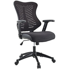 Clutch Office Chair in Black