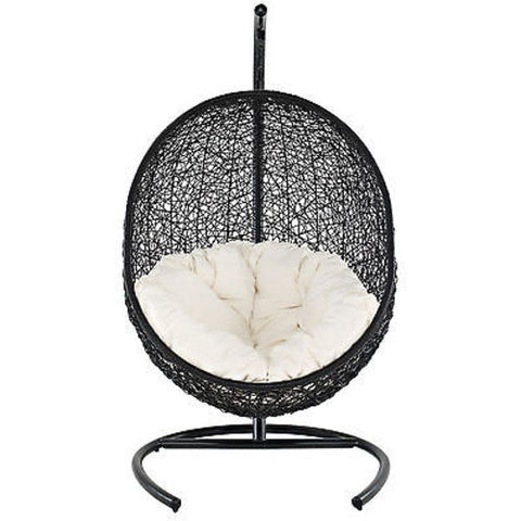 Encase Rattan Outdoor Patio Swing Chair Suspension Series