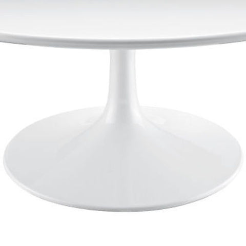 "Eero Saarinen Tulip Style 36"" Fiberglass Top Coffee Table"