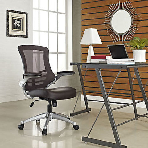 Attainment Office Chair in Brown