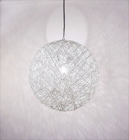 Chaos Pendant Light White Small