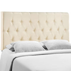 Clique King Headboard in Ivory