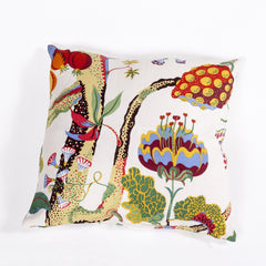 Achena Linen Pillow In Multi Color - Mid Mod Finds