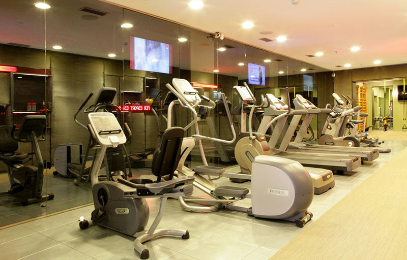 Sala Fisic Sport Club Barcelona