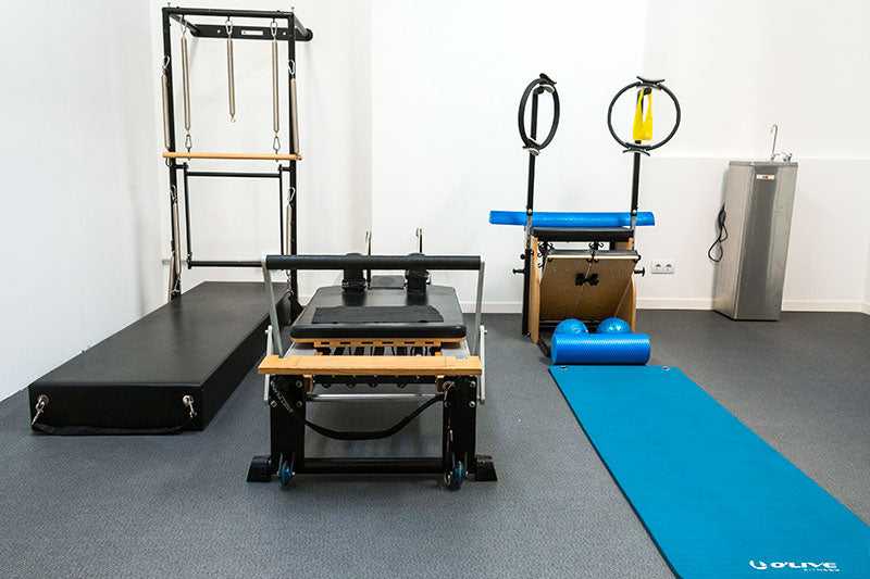 Estudio Fitness Pilates BCN