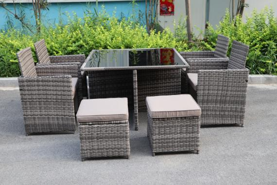 CALIFORNIA 4-8 SEATER CUBE SET (Pre-Order)