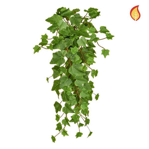 I & T Ivy Trailing Green PI 55cm - Fire Rated