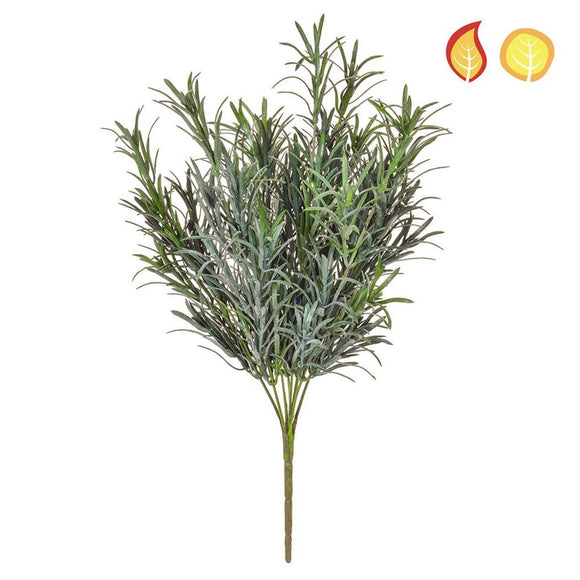 Plants Base Podocarpus Grey PI 30cm- UV Resistant & Fire Rated