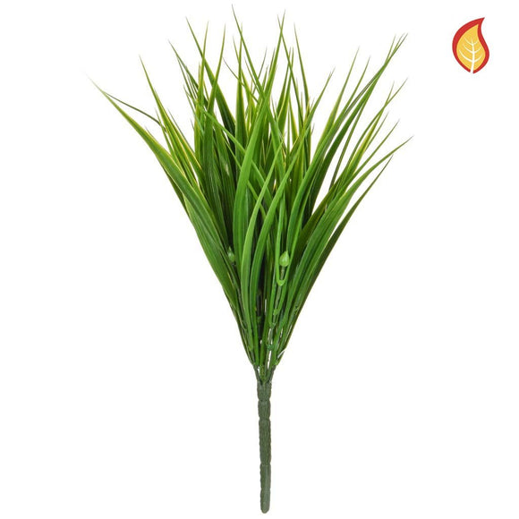 Grass Vanilla Grass Green 30cm - Fire Rated