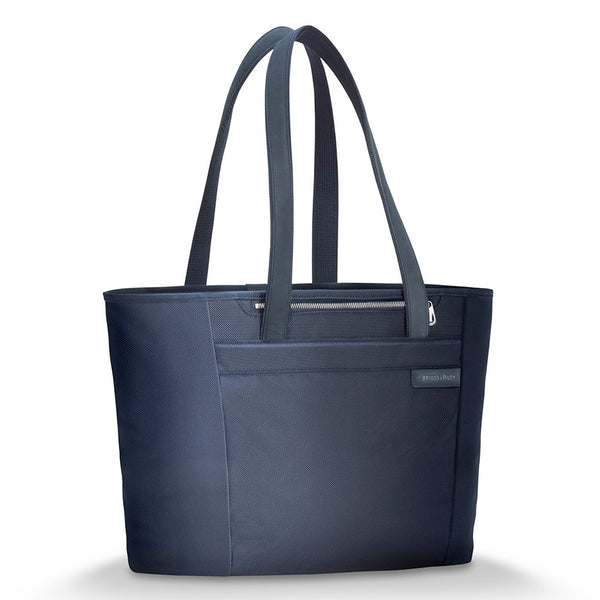 Briggs & Riley - Large Shopping Tote - Baseline Collection Limited Navy