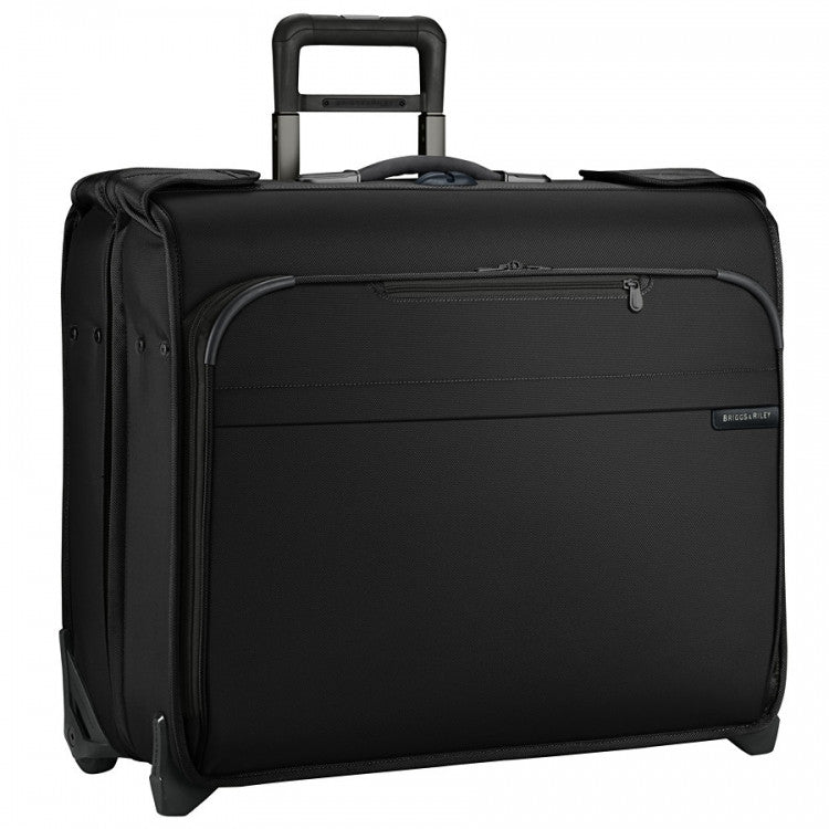 Briggs & Riley - Deluxe Wheeled Garment Bag - Baseline Collection - Edwards Everything Travel