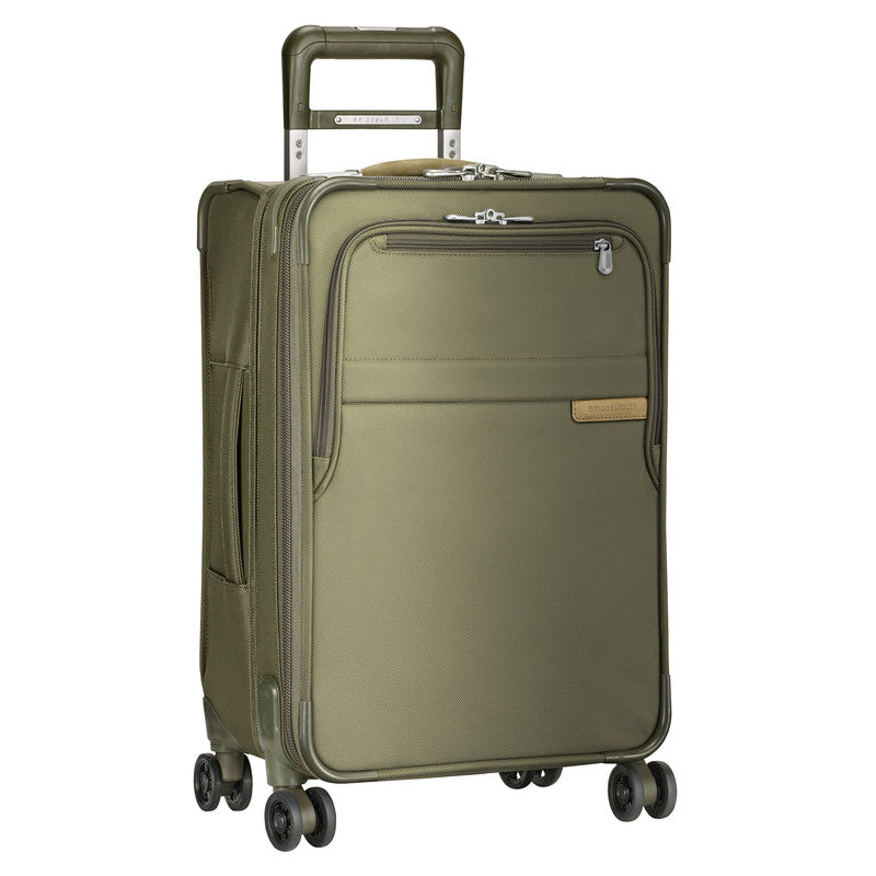Briggs & Riley - CX Domestic Carry-On Expandable Spinner - Baseline Collection - Edwards Everything Travel