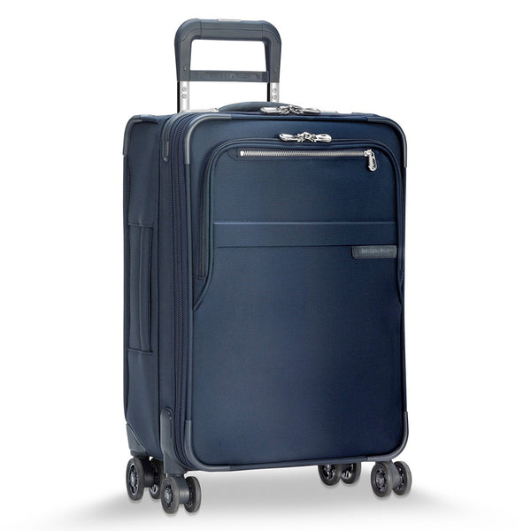 Briggs & Riley - CX Domestic Carry-On Expandable Spinner - Baseline Collection Limited Navy