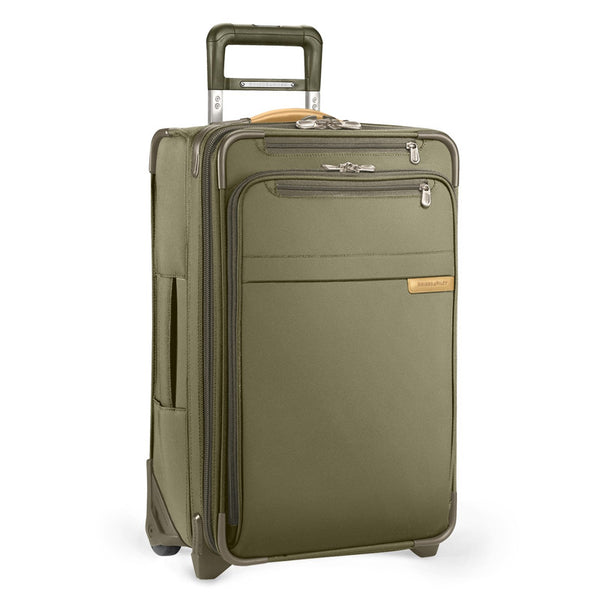 Briggs & Riley - Domestic Carry On Expandable Upright - Baseline Collection - Edwards Everything Travel