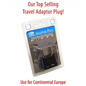 Voltage Valet - European Voltage Plug Adaptor - Edwards Everything Travel