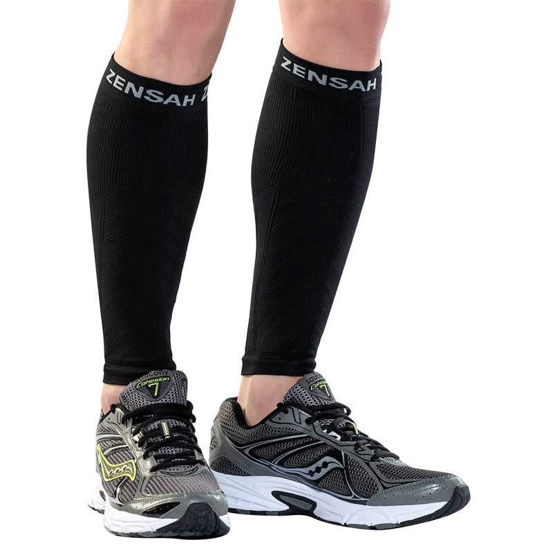 Zensah - Compression Leg Sleeves - Edwards Everything Travel
