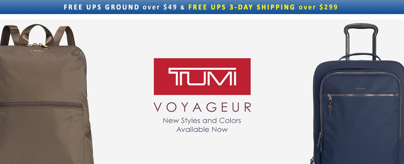 Shop TUMI Voyageur Collection