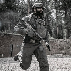 Shotstop Level 4 Body Armor on Soldier