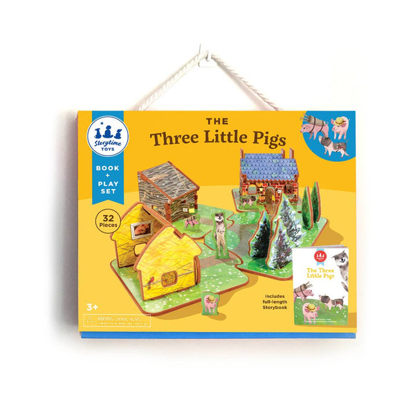 Book + Play Set
