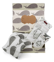 Organic Newborn Keepsake Set
