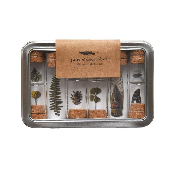 June & December - Specimen Collecting Kit