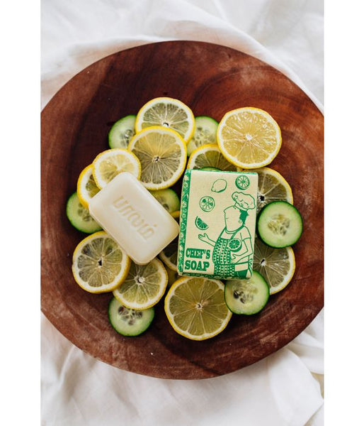 Lemon Chef's Soap