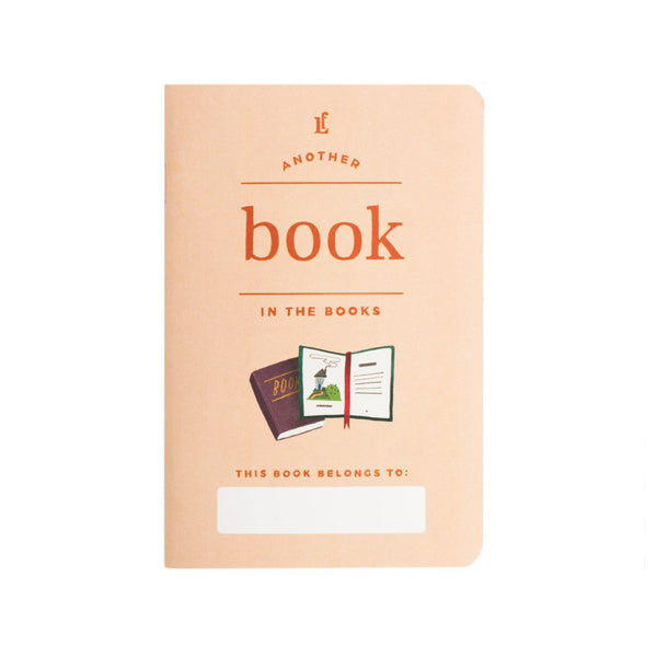 Kids Book Passport Notebook