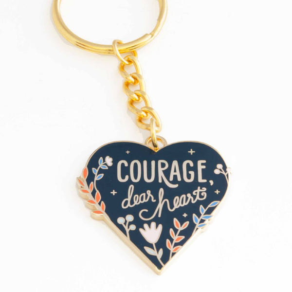 Courage Keychain