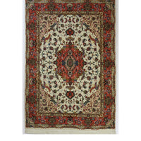 Persian Tabriz Hand-Knotted Olia Rug