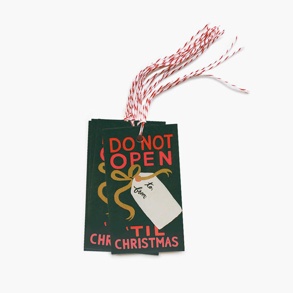 Rifle Paper Co. Christmas Gift Tag