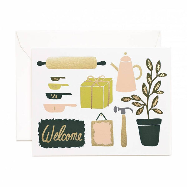 Rifle Paper Housewarming Card