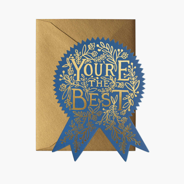 You're the Best Card