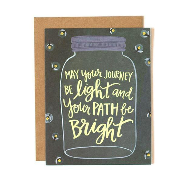 Bright Path Card