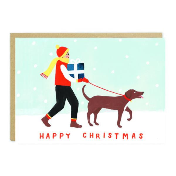 Merry Christmas Buddy Card