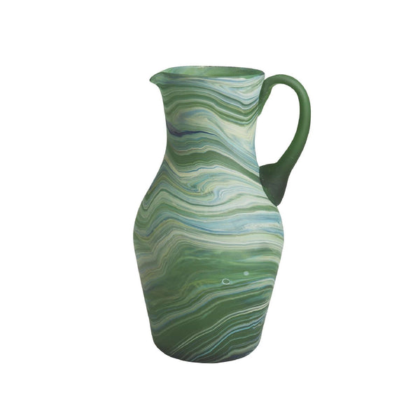 Phoenician Green Pitcher