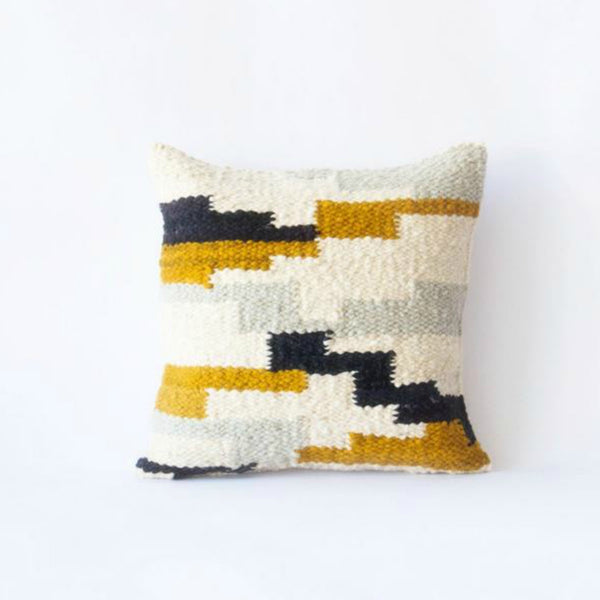 Lamu Woven Pillow Cover