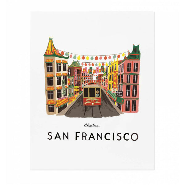 U.S. City Art Prints
