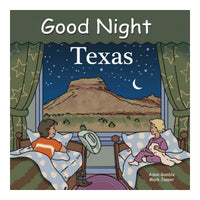 Good Night Texas (Board Book)