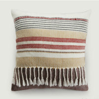 Adobe Fringe Pillow