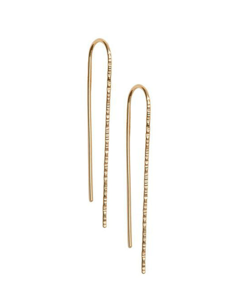 Trace Hook Earring