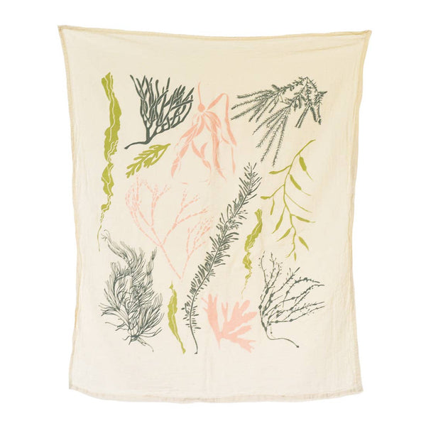 Atlantic Ocean Seaweed Towel