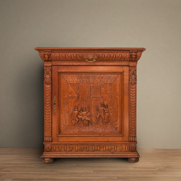 French Britan Cabinet, 1900s