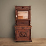 Bavarian Hunt Serving Cabinet