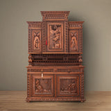Antique French Hutch