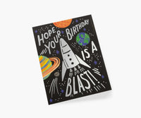 Birthday Blast Birthday Card