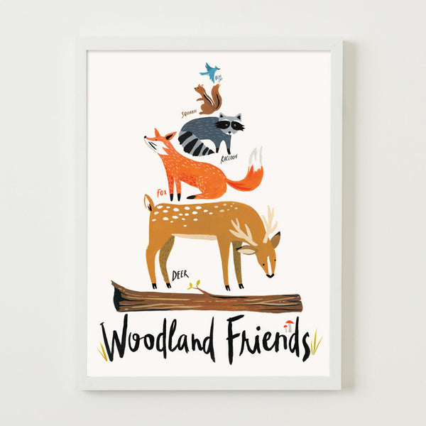 Woodland Friends