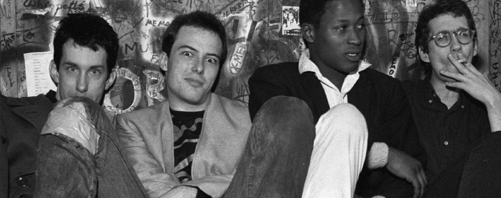Punk Band The Dead Kennedys