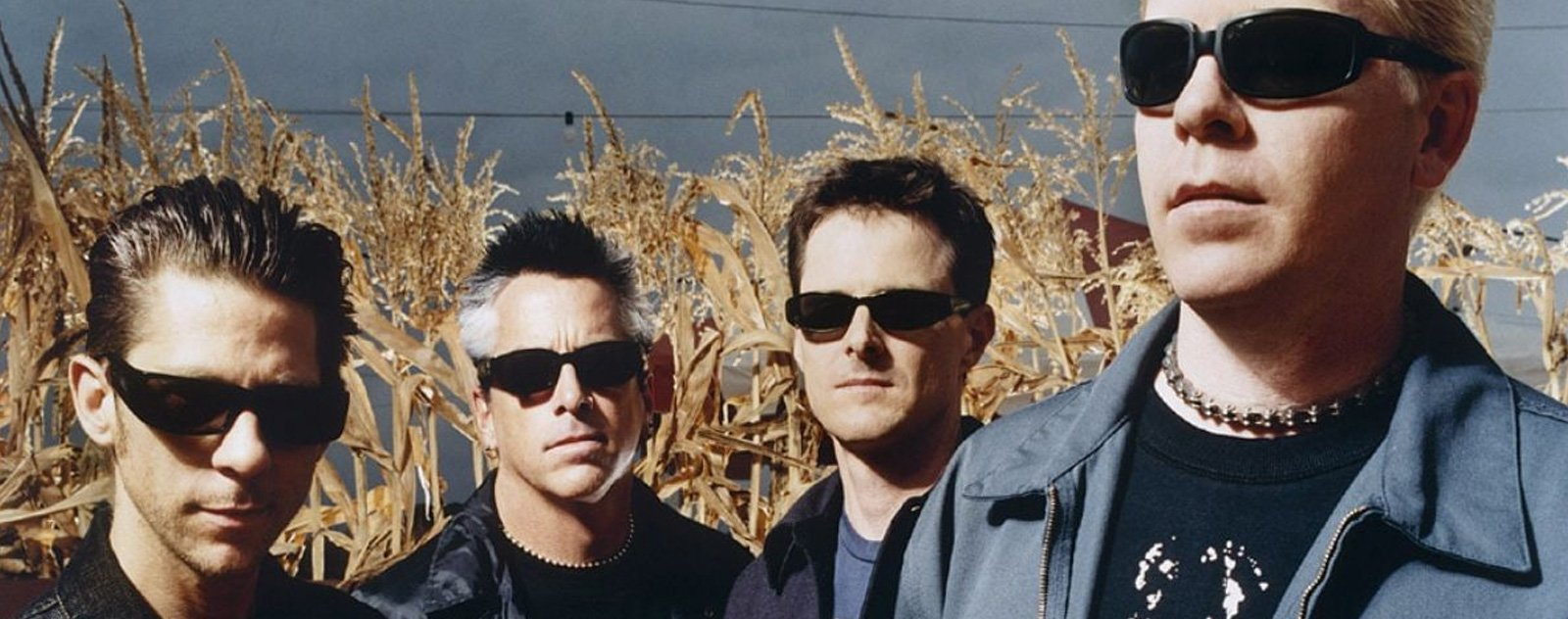 Punk Band The Offspring
